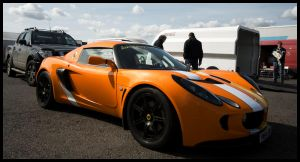 Lotus Exige by dxd