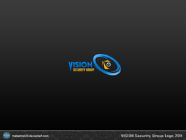 VISION Security Group Logo v.2 by TraBaNtzeL23