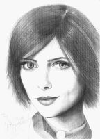 alice cullen by Gh0st-0f-Me