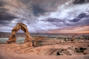 Delicate Arch by RyanHeffron