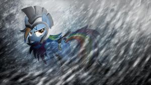 Into the Storm by ALoopyDuck