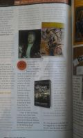 THE WALKING DEAD MAGAZINE ISSUE 7 MENTION by BUMCHEEKS2