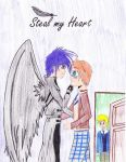 Steal My Heart (Fanfiction Link) 001 by SerinaElric