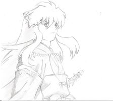 Inuyasha's Sweet Silence by Fangheist