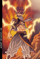 Fairy tail natsu 245 by One67
