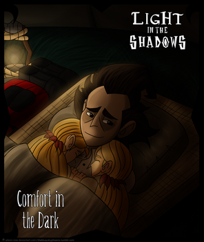 Light in the Shadows: Comfort in the Dark by Aileen-Rose