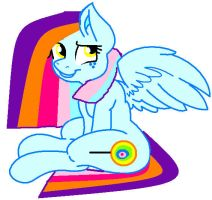 ugly pic,I will redraw..... by cottoncloudyfilly