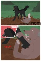 Underwolf Ch2 Page 5 by DarkNightAura
