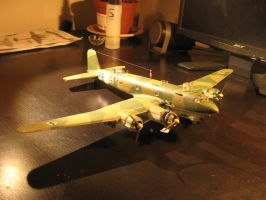 1/72 Fw-200 C-4 Condor (Top) by Coffeebean2