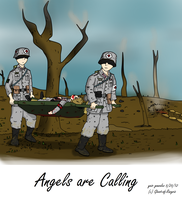 Angels are Calling by DeSynchronizer