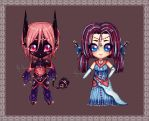 Adopts 8 auction [CLOSED] by Swaja-Adopts