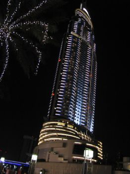 Hotel near Dubai mall by Aruthizar