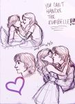 SketchDump-Rumbelle by Kumu18