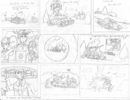 World of tanks comic page 2 WIP by DeSynchronizer