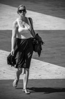 Women on the move 1/8 by attomanen