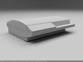 PS3 wip 001 by Pisci