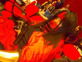 Vincent Valentine Relax Time by Stex85