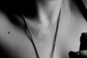 collar-bone by LouiseCypher
