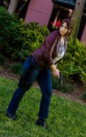 Claire Redfield 7 by Insane-Pencil