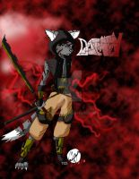 OC Daimen: I face the Shadows by anbumsw