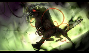 C: All Out Of Enemies by Ink-Leviathan