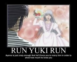 Run Yuki run by mysterious-demiangel
