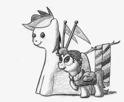 Dash the Snowmare by shoeunit