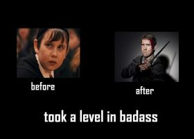 Took A Level In Badass by Chaser1992