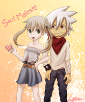 Soulmates by laxstar123