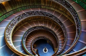 Double spiral by dgt0011
