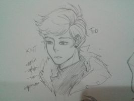 KnT - Ted  by InSpiriZion