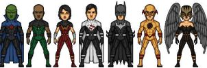 Justice Lords by KnightHawk93