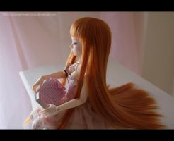 Dear Diary... by MySweetQueen-Dolls