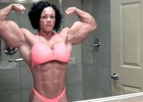 Superthick 22 by GrannyMuscle