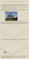 How to make a victorian house? by vanmall
