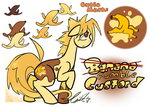 Banana Custard Simple Ref 2015 by carnival