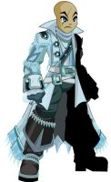 Crystallix Naval Commander by XionicDXelt