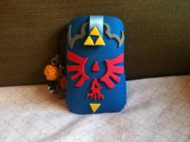 Legend of Zelda Mobile Case by anapeig
