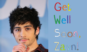 Get Well Soon, Zayn (again) by iluvlouis