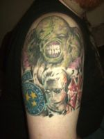 Resident Evil Sleeve Started by MonoxideChild86