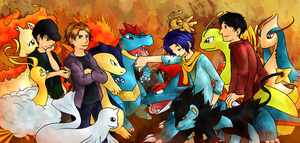 Pkmn Battle by Perimones