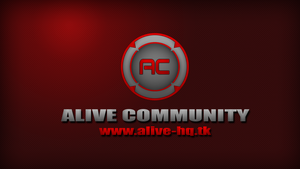 Alive Community Background by bgfalcon