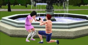 Phineas's Proposal - Sims 3 by jen246810