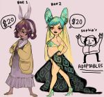 Adoptables ayyy by sock-eating-ninjas