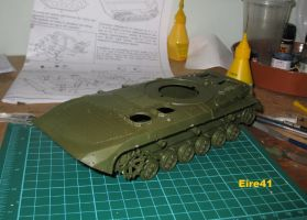 BMP-2 build update 1 by Shay-Tank-Dragon-41