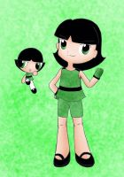 PPGs - Buttercup by RainbowClaire