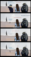 Nevermind Shepard! It's really BIIG! by ExtremePenguin