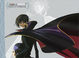Lelouch by HanaMephisto