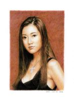 Park Han Byul 02 by jeff80