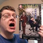 Herald #2 is out in stores! by mistermuck
